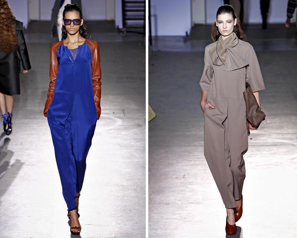 08355068f9e Jumpsuit of the Day  3.1 Phillip Lim at NY Fashion Week