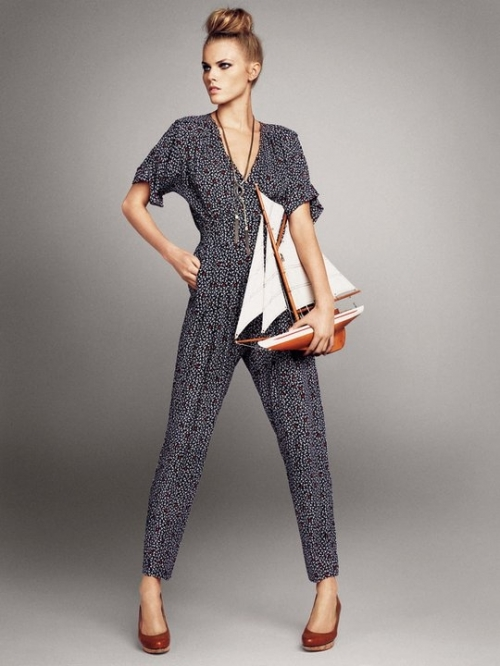 fe65e0f7095 Jumpsuit of the Day  Mango Spring Summer 2011