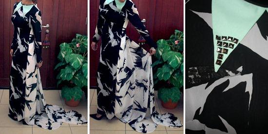 Hafsa Lodi Dress 1