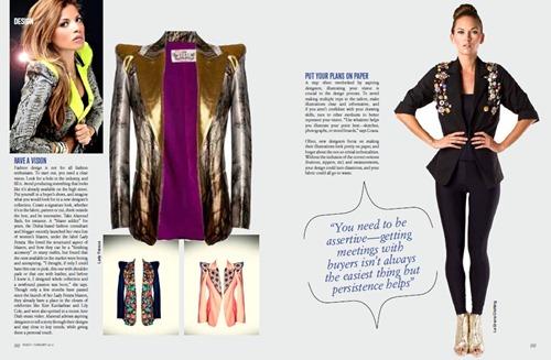 Confessions of an Emerging Designer 2- Velvet